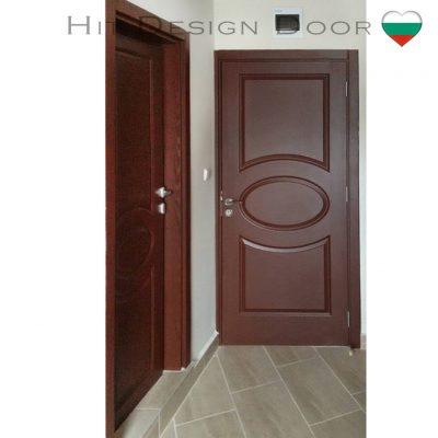 Портална Врата Анатолия Фурнир, Френско Остъкление,